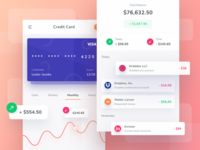 #Exploration - Credit Card App