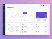 exploration   dashboard credit card