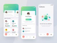 Community App - Exploration