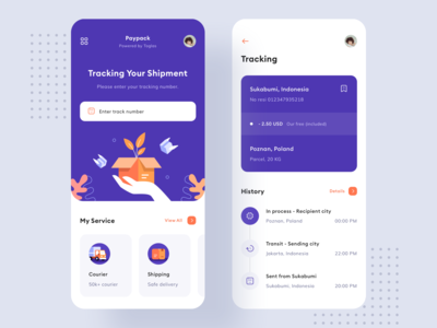 Paypack - Delivery App