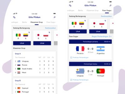Gila Pildun - Football Apps 2