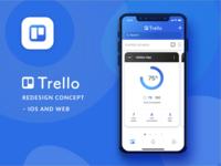Trello - redesign concept