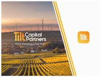 Tilt Capital Partners - Branding
