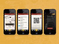 Huzzah App