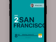 Intelligent storytelling UI/UX