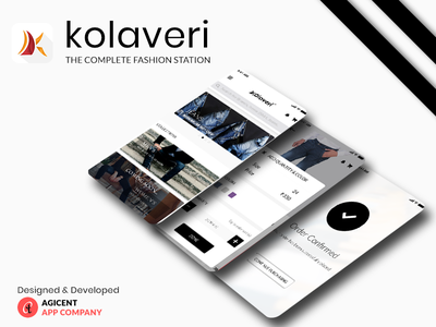 kolaveri onlineshopping shoppingapp design ux ui ios app design ios app create an app app design android app