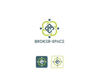 BS minimal logo colorful logo minimal modern logo illustration dribbble vector design minimalist logo