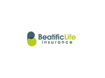 Beatific life insurance logo company logo insurance logo dribbble colorful minimalist illustration modern logo minimal design logo insurance