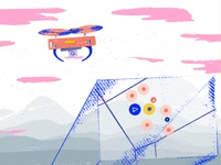 Automated Drone Missions