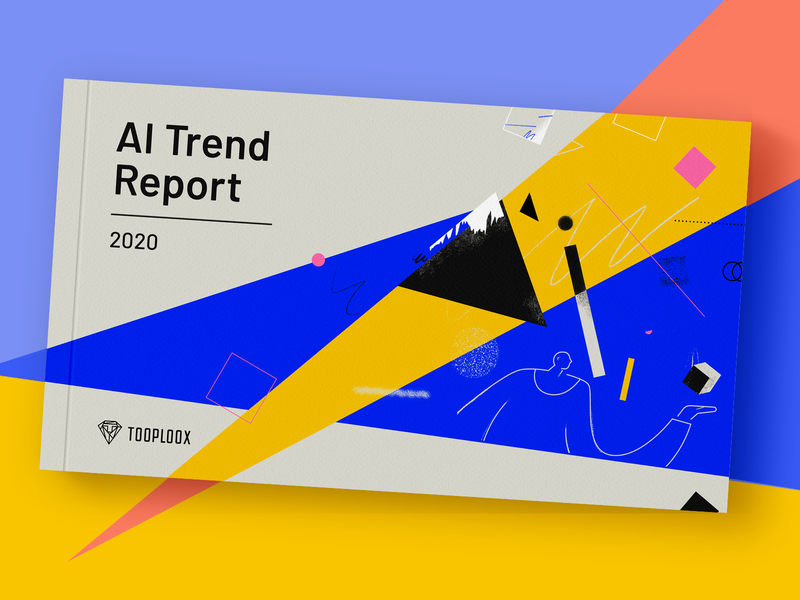 Ai Trend Report 2020 abastact texture trends artificial intelligence illustration tooploox