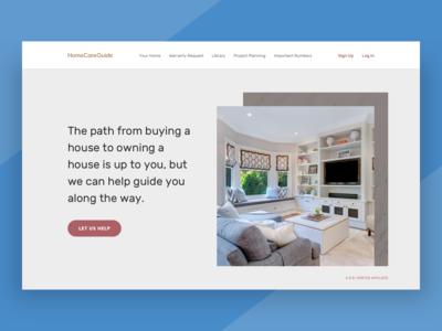 HomeCareGuide Home Page Hero