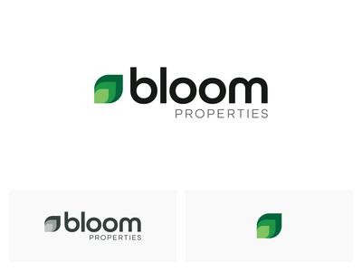 Bloom Properties Logo