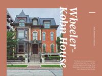 Wheeler-Kohn House