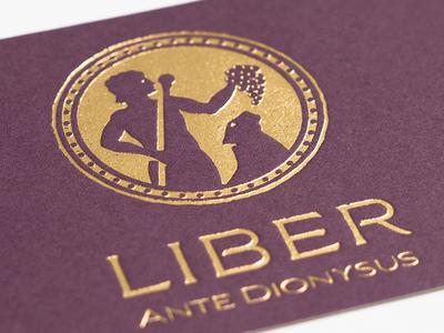 Liber - Business Card