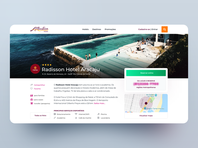 Sale and rent of houses | Atlantica House' page web layout product household houses house ui  ux uidesign ui design ui ux  ui uxui ux design ux uxdesign uiux