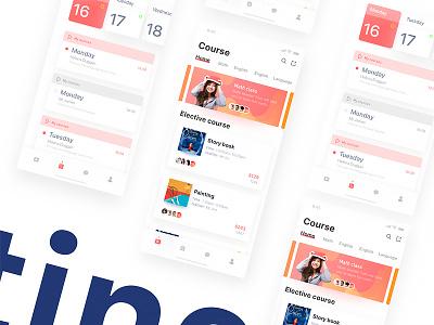 Study student study iphonex ios11 ui app