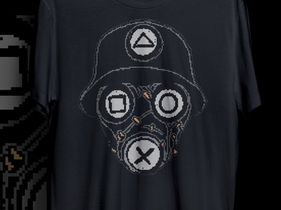 PS Dual Shock Gas Mask