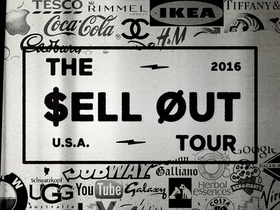 The sell out tour