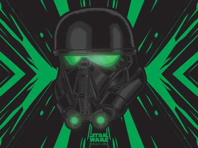 Star Wars Rogue One Death Trooper