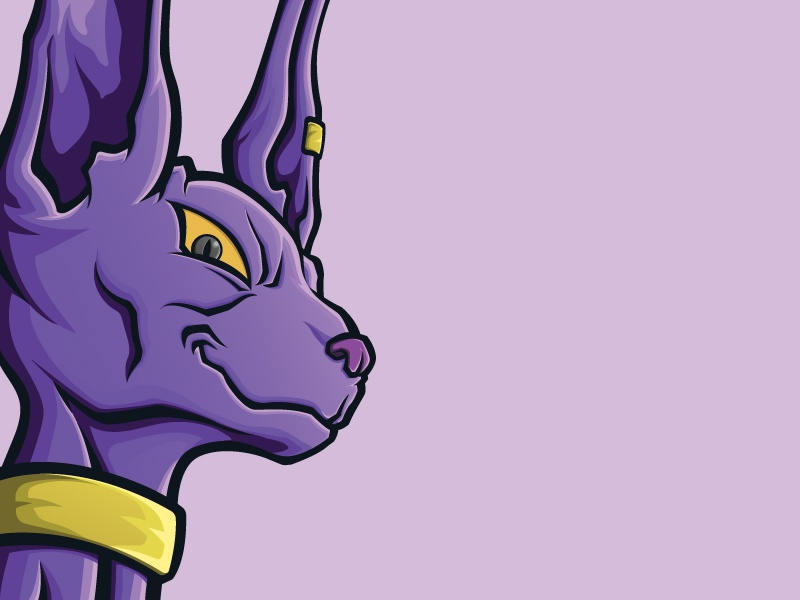 Dragon Ball Super Beerus By Roberto Orozco On Dribbble