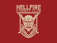Hellfire Combat Club Logo