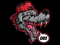 ODS Dog Sticker