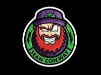 Comedian Sean Conway Logo