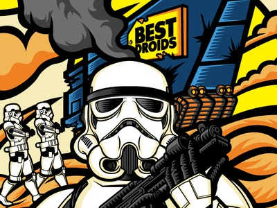 Star Wars Best Droids V2 Patch