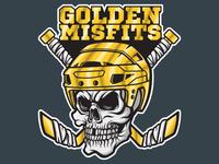 Vegas Golden Knights Golden Misfit