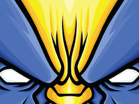 Wolverinehead closeups 7