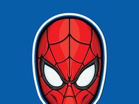 Ods stickerspacks spiderman