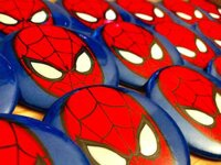 Spiderman buttons 2