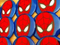 Spiderman buttons 1
