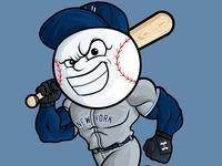 MLB Yankee Slugger x Under Armour