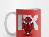 Ods ox mech mug