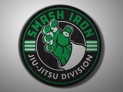 Smash Iron Jiu-Jitsu Division Logo martial arts athletics athlete sports jiu-jitsu jiujitsu logo logos product apparel design art vector illustrator illustration