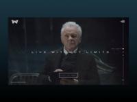 Westworld Landing Page
