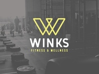 Winks Fitness & Wellness Logo