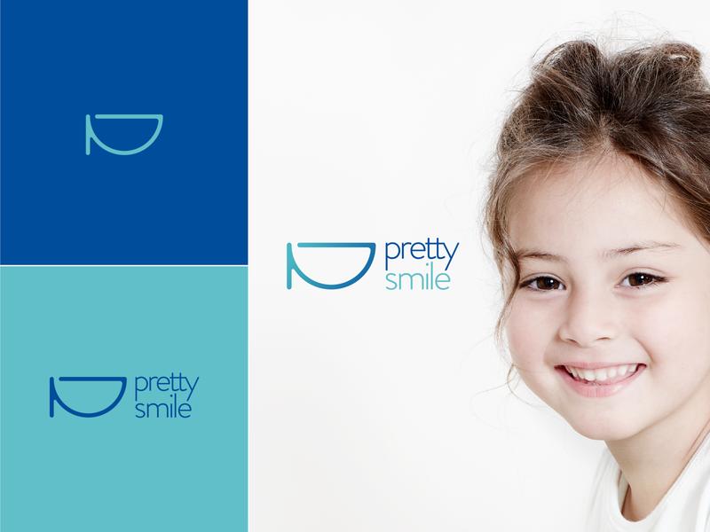 Pretty Smile - Logo Design
