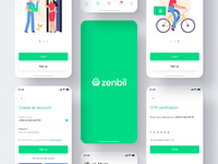 Zenbil - Online Grocery App (Market delivery) delivery app delivery grocery online grocery store market grocery app grocery