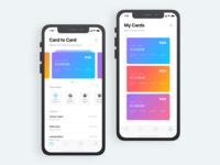 Mobile Banking UI