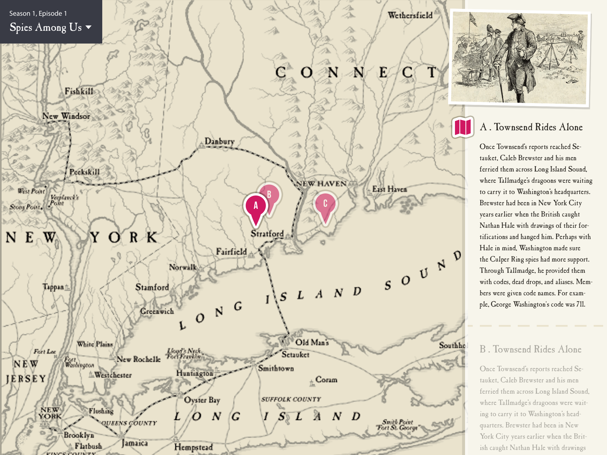 Caleb Sylvest Projects TURN Map Dribbble