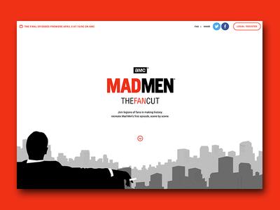 Mad Men Fan Cut