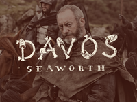 Davos Seaworth: Branding A Game of Thrones