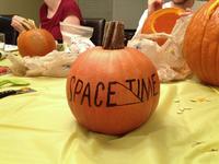 Spacetime Pumpkin