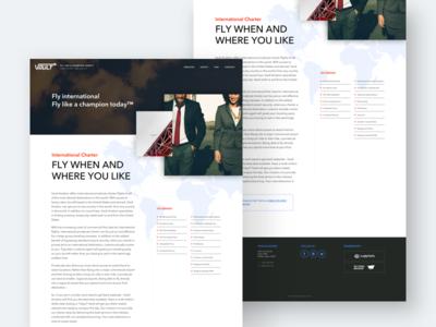 Vault Aviation - Internation Charter