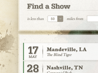 Find A Show