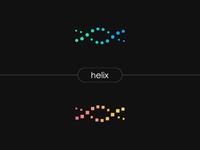 Helix Logo (Fintech Data Startup)