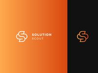Solution Scout Logo / SS Monogram