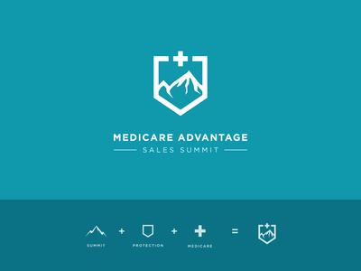 Medical conference logo